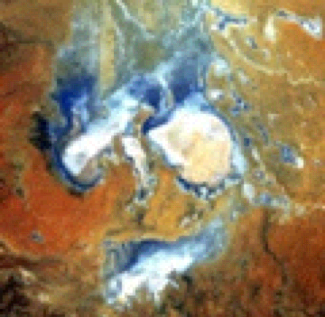 Lake Eyre (August 5, 2006)